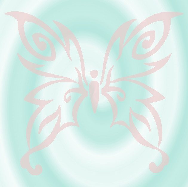 Emotional Abuse Answers logo of green swirl with red butterfly